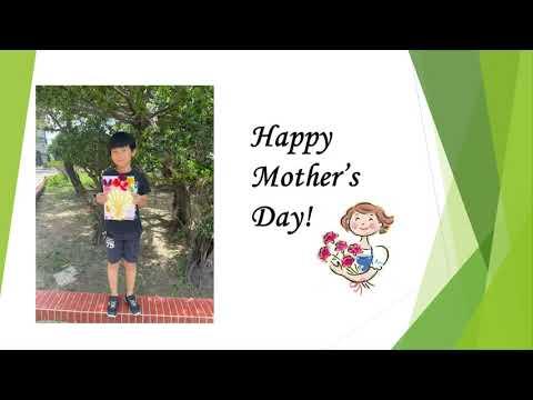 2021母親節感恩影片-五年甲班