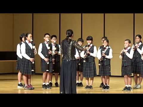 109學年度學生音樂比賽-直笛合奏